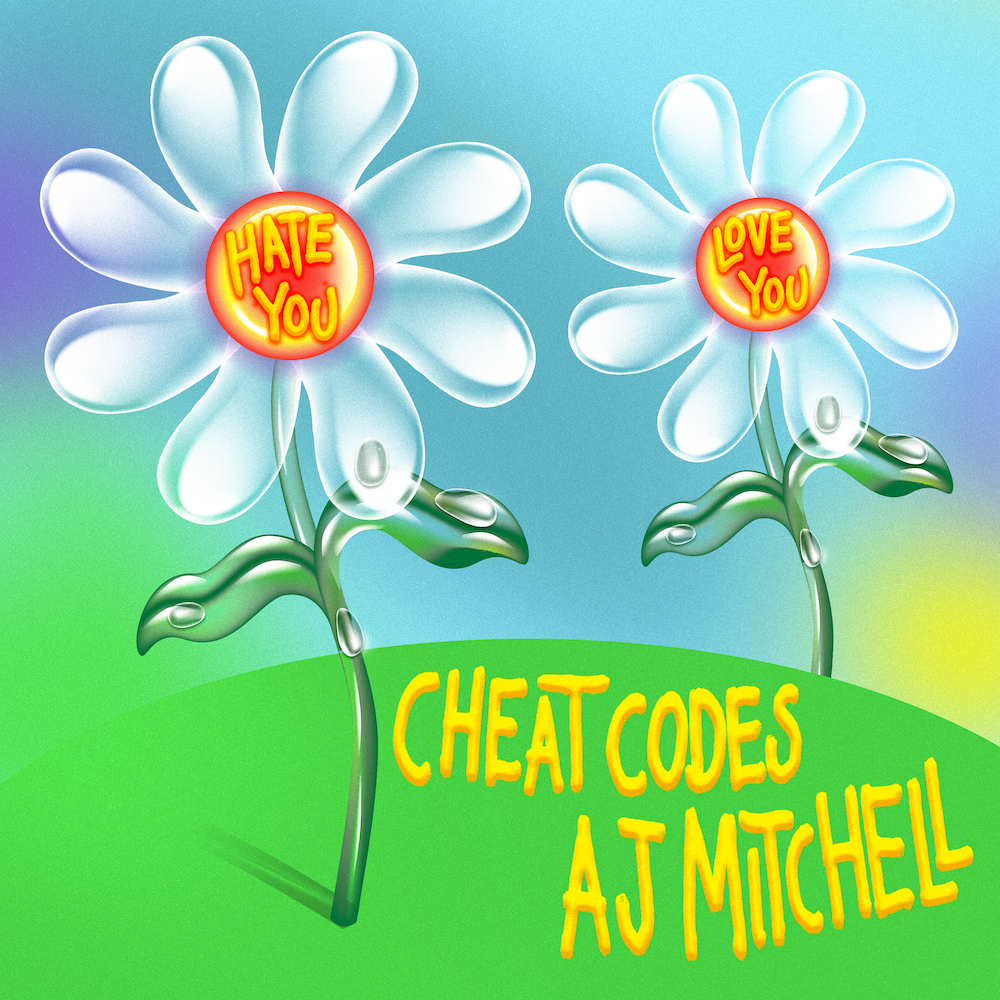 """CHEAT CODES AND AJ MITCHELL TEAM UP FOR NEW SINGLE """"HATE YOU + LOVE YOU"""""""