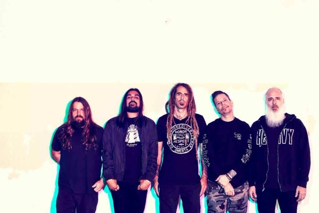 """LAMB OF GOD PREMIERES VIDEO FOR """"GHOST SHAPED PEOPLE"""" FROM DELUXE VERSION OF CRITICALLY ACCLAIMED SELF-TITLED ALBUM"""