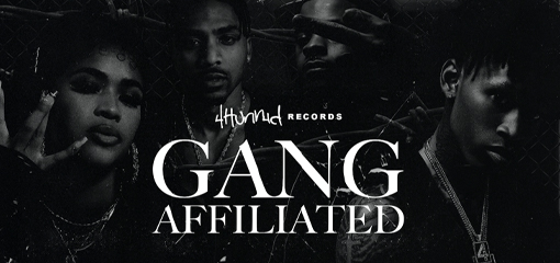 YG, DAY SULAN, & D3 UNLEASH FIRST 4HUNNID COMPILATION GANG AFFILIATED EP