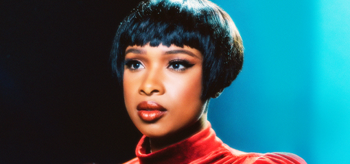 "JENNIFER HUDSON SHARES OFFICIAL COVER OF ""AIN'T NO MOUNTAIN HIGH ENOUGH"" TODAY"