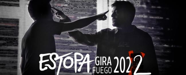 Imagen de Estopa - Gira Fuego 2022