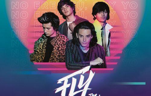 """FLY THE BAND lanza su primer EP, """"NO ERES TÚ, SOY YO"""""""