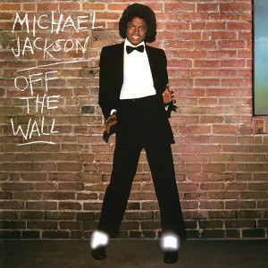 Michael Jackson Off The Wall Albumcover Formel Eins