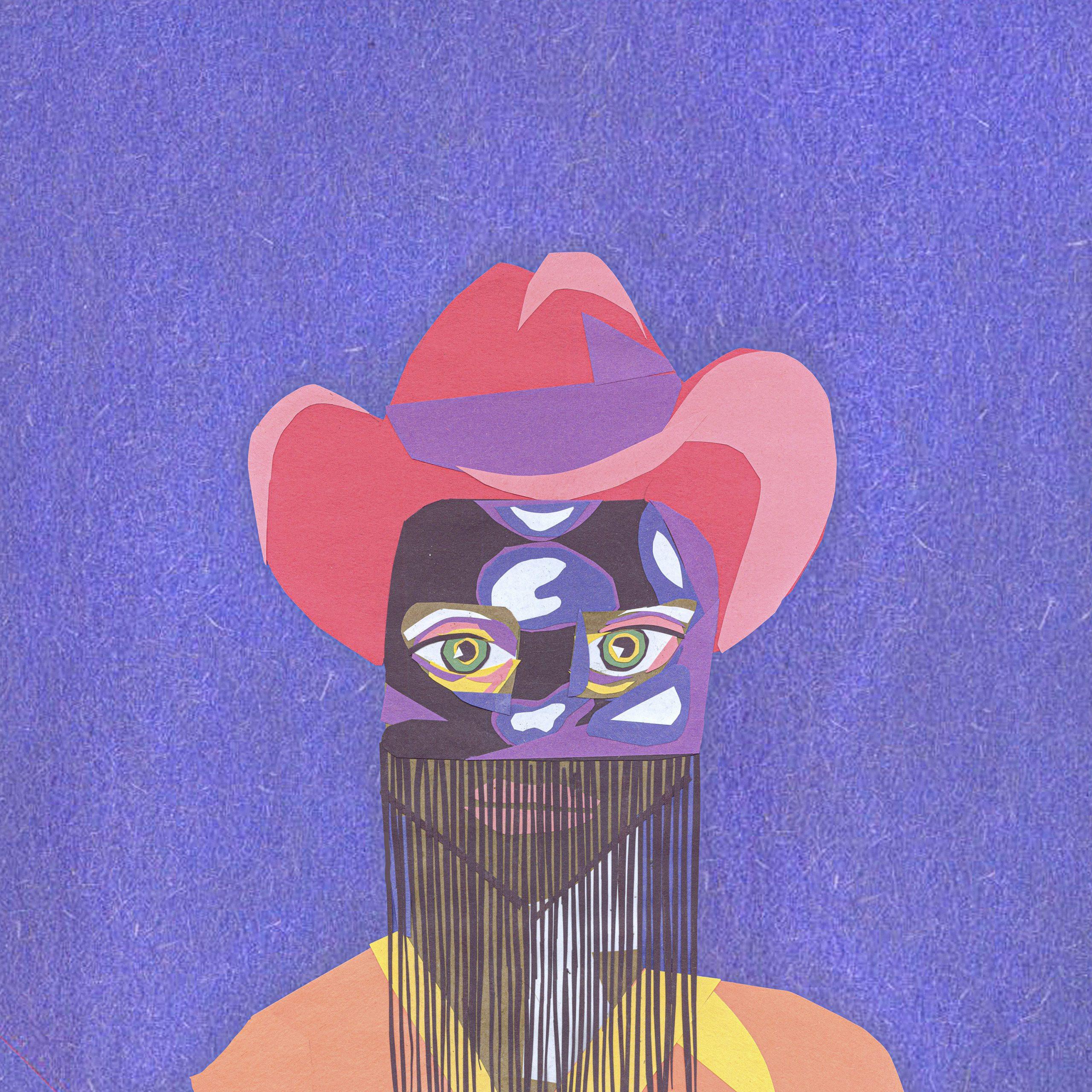 Orville Peck Album cover Show Pony