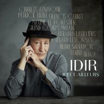 Francis Cabrel, invité sur le nouvel album de IDIR