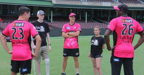 ONE-OFF BBL jerseys up for auction