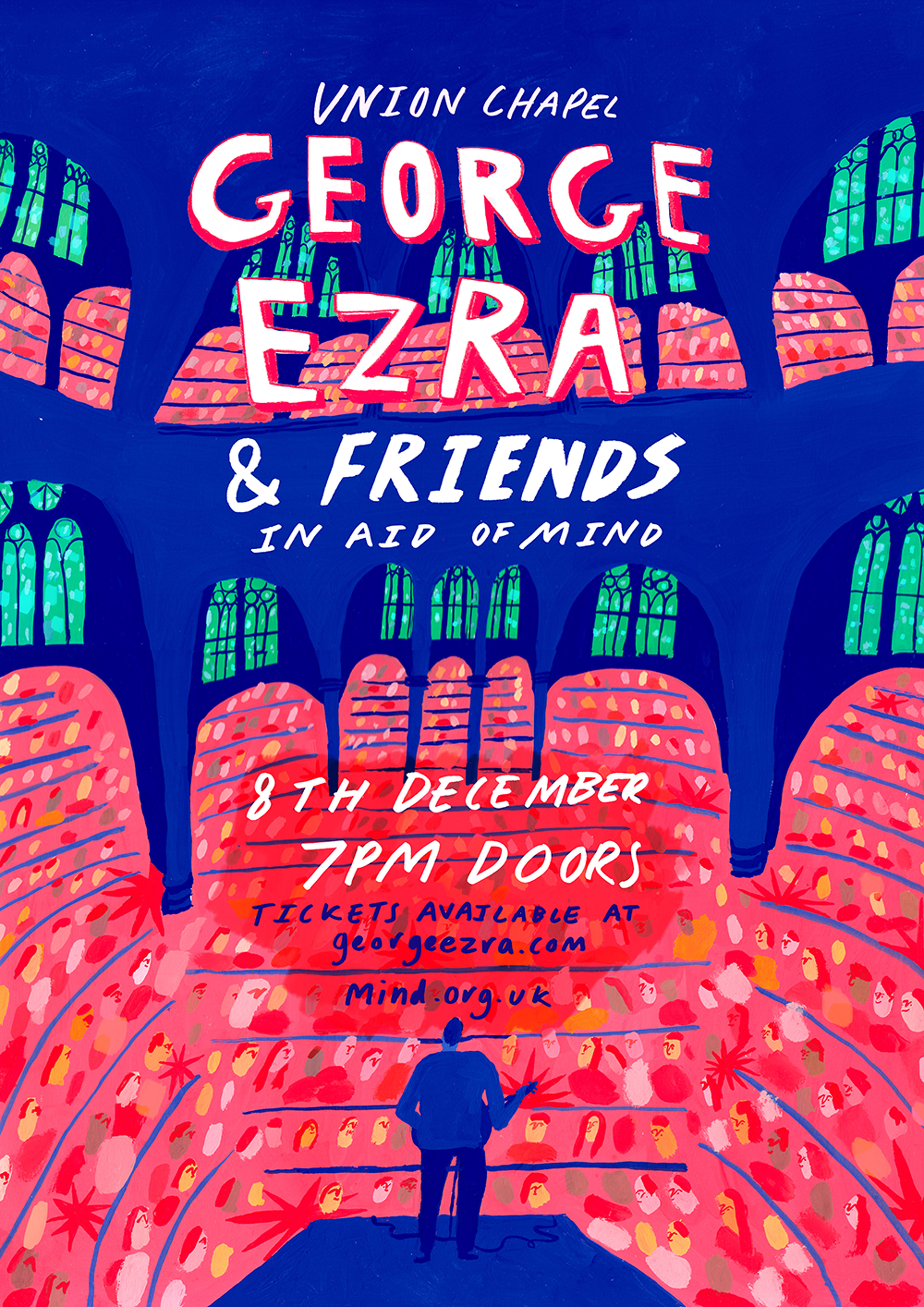 George Ezra & Friends, in aid of Mind