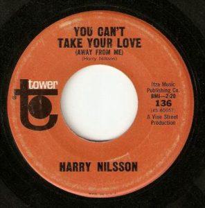 You Can't Take Your Love / Born In Granada 7-inch single