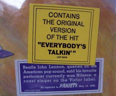 "Hear Harry Nilsson's 'Everybody's Talkin"" In New Xerox Commercial"