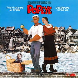 Harry Nilsson – Popeye Soundtrack