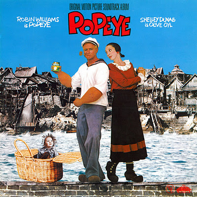 Harry Nilsson 'Popeye'  Soundtrack Reissued For Record Store Day