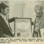 PIC-Schmilsson-Gold-Award