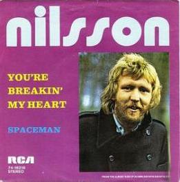 Harry Nilsson – 'You're Breakin' My Heart'