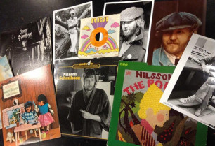 Harry Nilsson In The Legacy Archives
