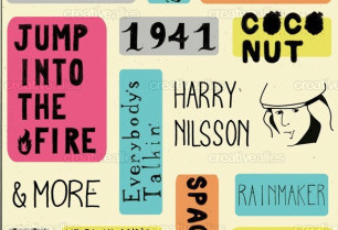 One Week Left To Enter The Harry Nilsson Poster Design Contest At Creative Allies