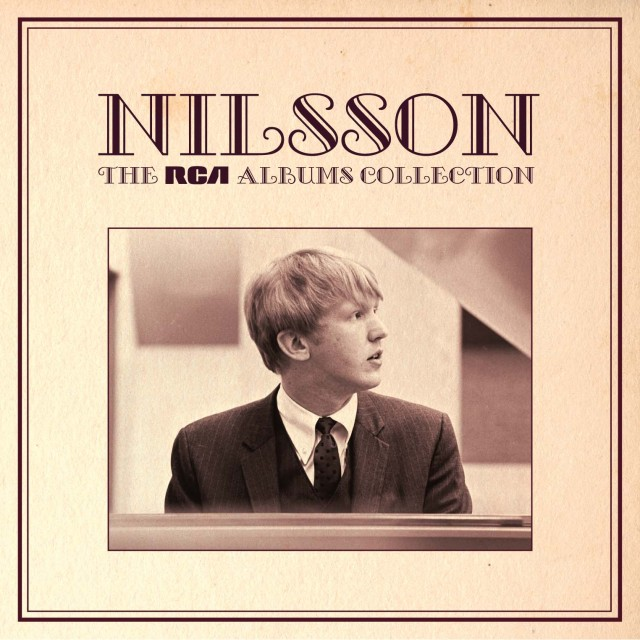 Harry Nilsson 'The RCA Albums Collection' Gets 4 Stars From Austin Chronicle