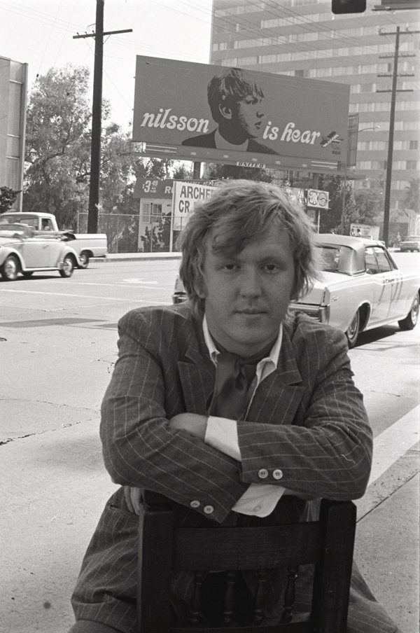 Follow The Harry Nilsson Estate Official Instagram