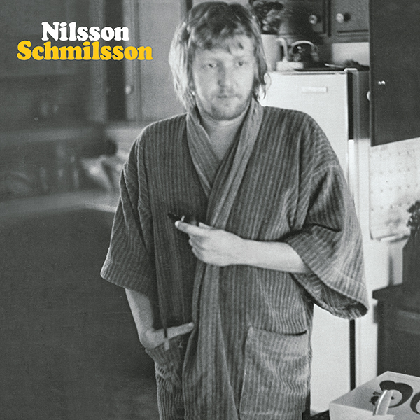 Harry Nilsson 'Nilsson Schmilsson' Color Vinyl Coming Record Store Day