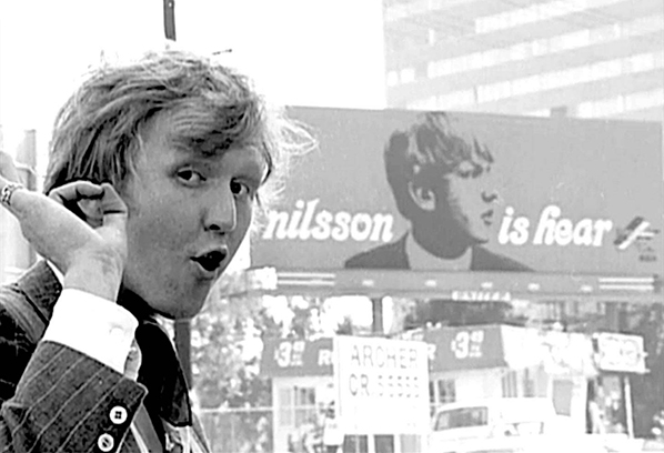Follow The Harry Nilsson Estate On Twitter