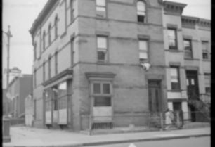 Harry Nilsson's Home In Bed-Stuy, Brooklyn