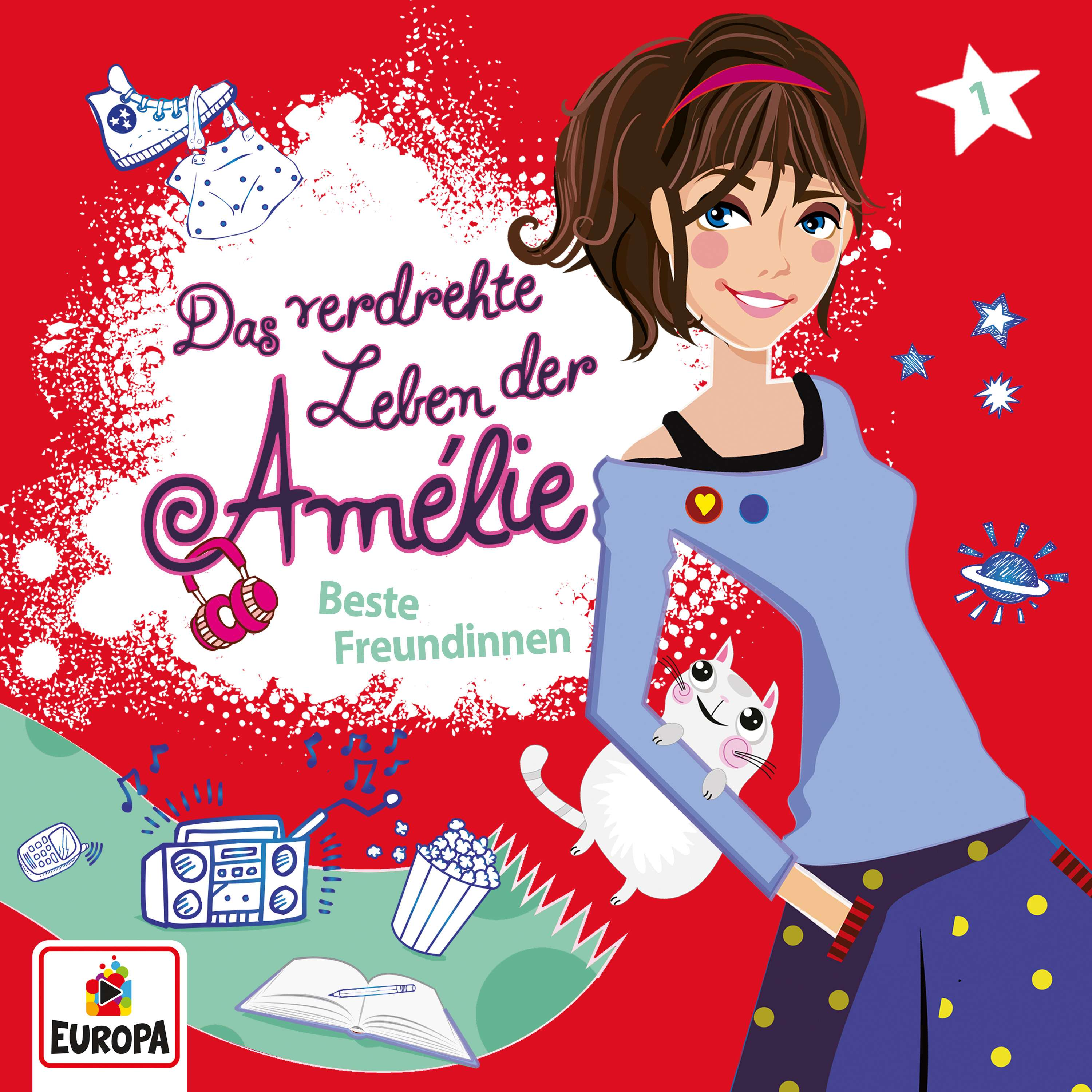 Amelie_Staffel 1_Cover