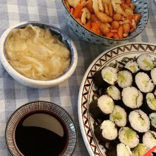 Sushi ganz einfach selber machen