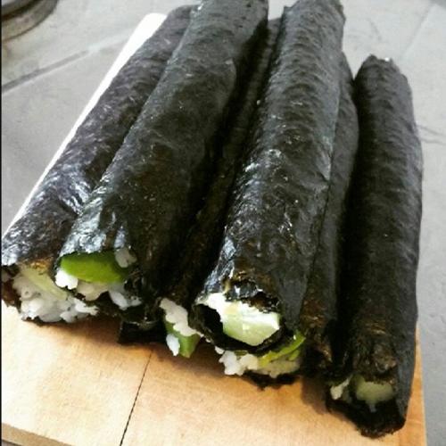 Sushi mit all deinen lieblings Füllungen