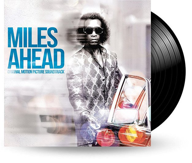 Cover -Miles Davis: Miles Ahead