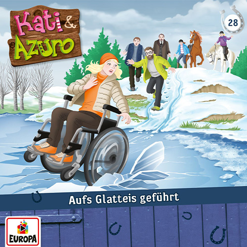 Kati & Azuro: Aufs Glatteis geführt (Folge 28)
