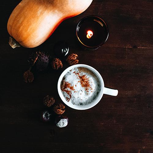 Perfekt für den kalten Herbst: Pumpkin Spice Latte