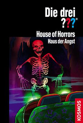 Die drei ??? - Die drei ??? House of Horrors
