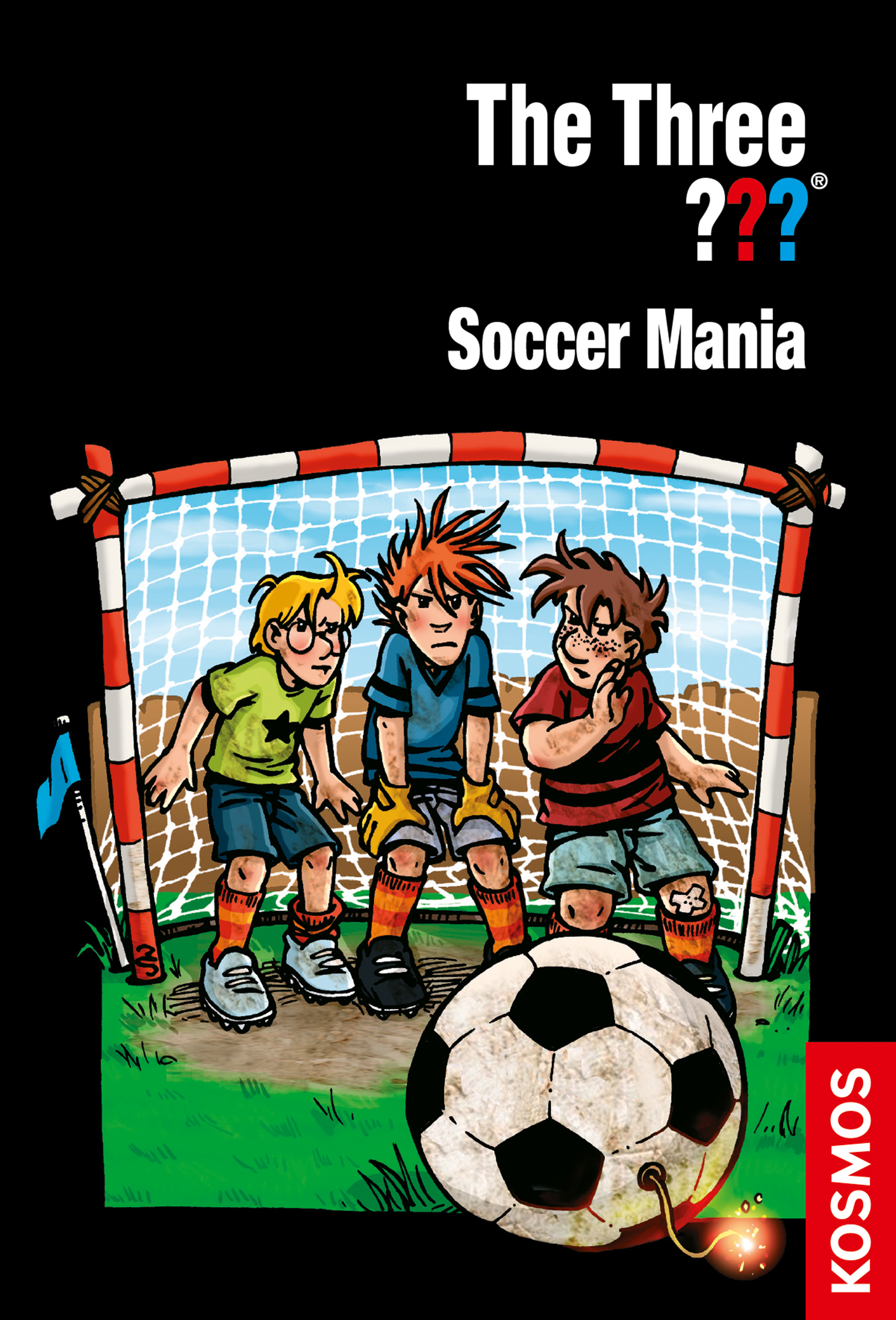 Die - The Three ???, Soccer Mania