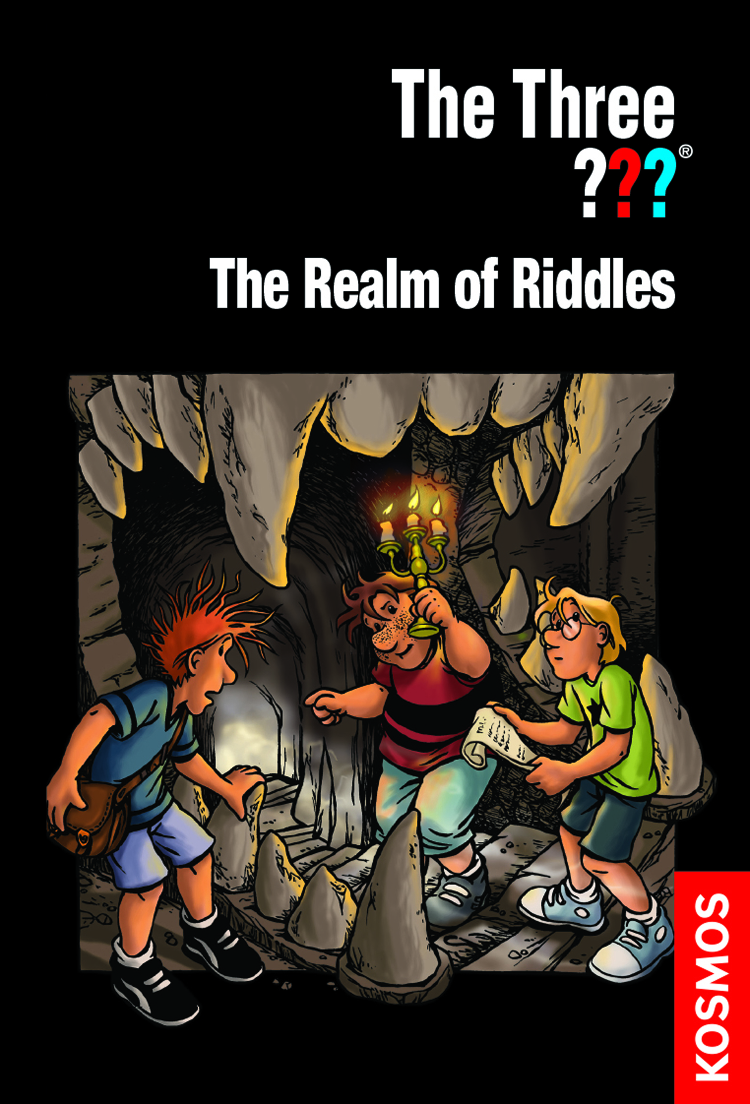 Die drei ??? Kids - The Three ???, The Realm of Riddles