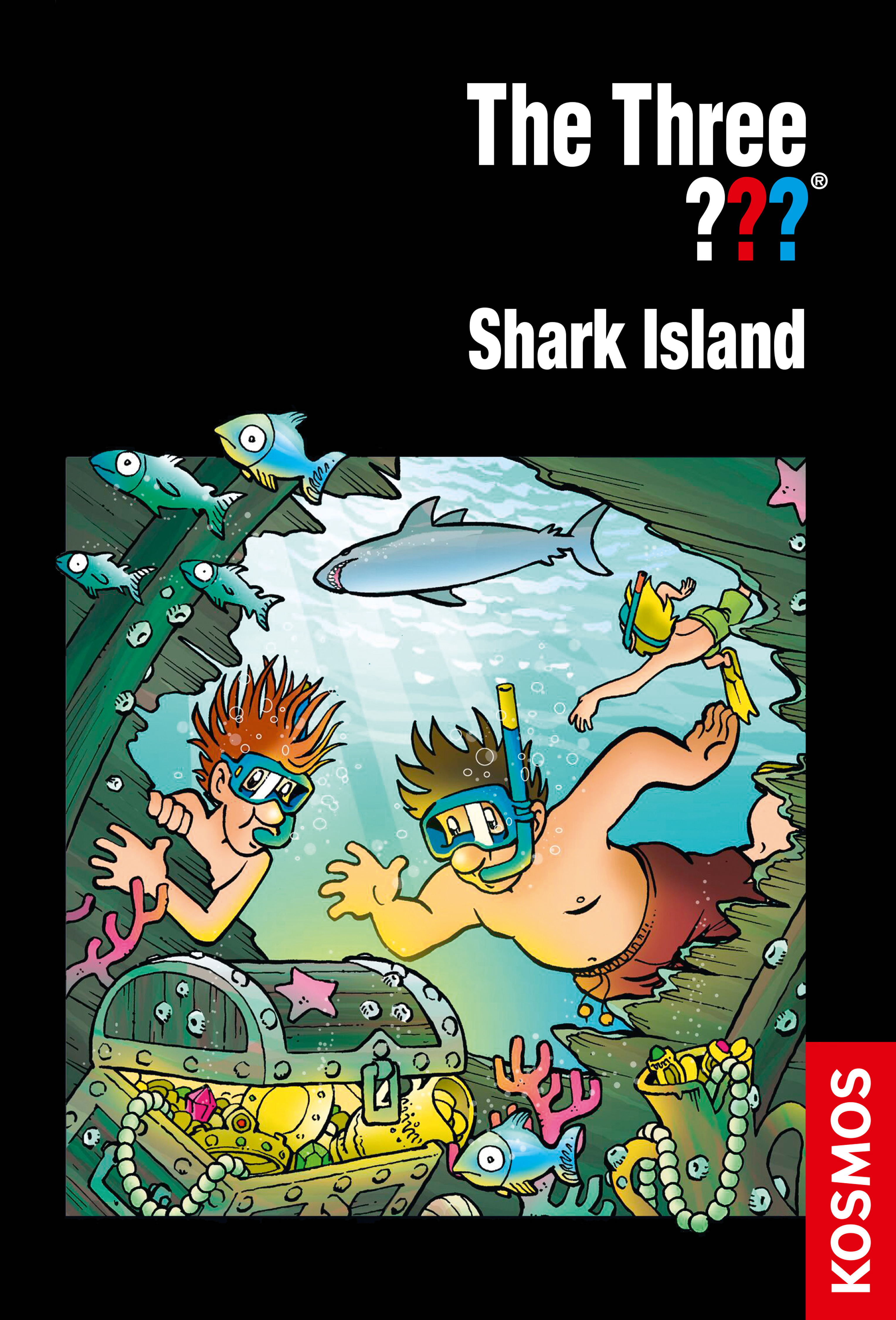 Die - The Three ???, Shark Island
