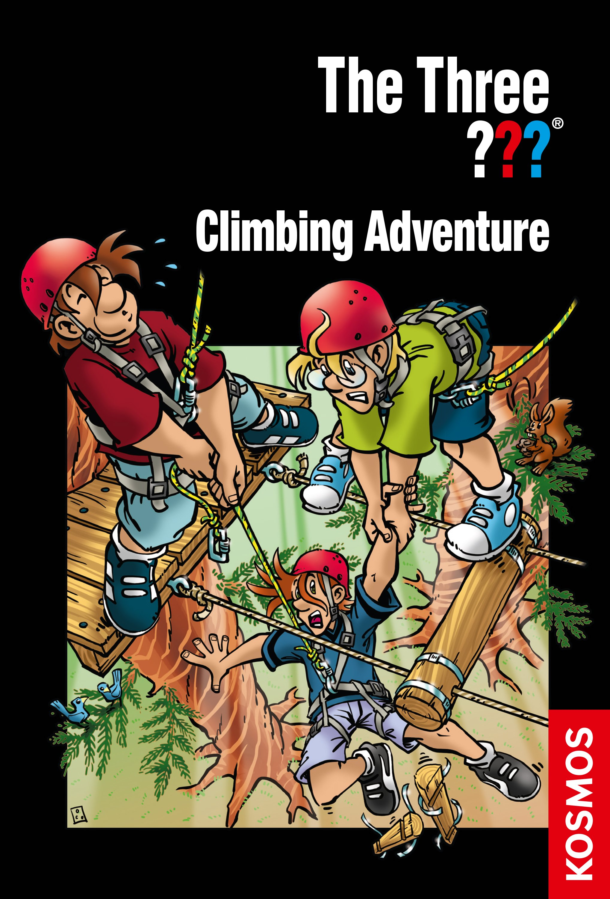 Die - The Three ???, Climbing Adventure