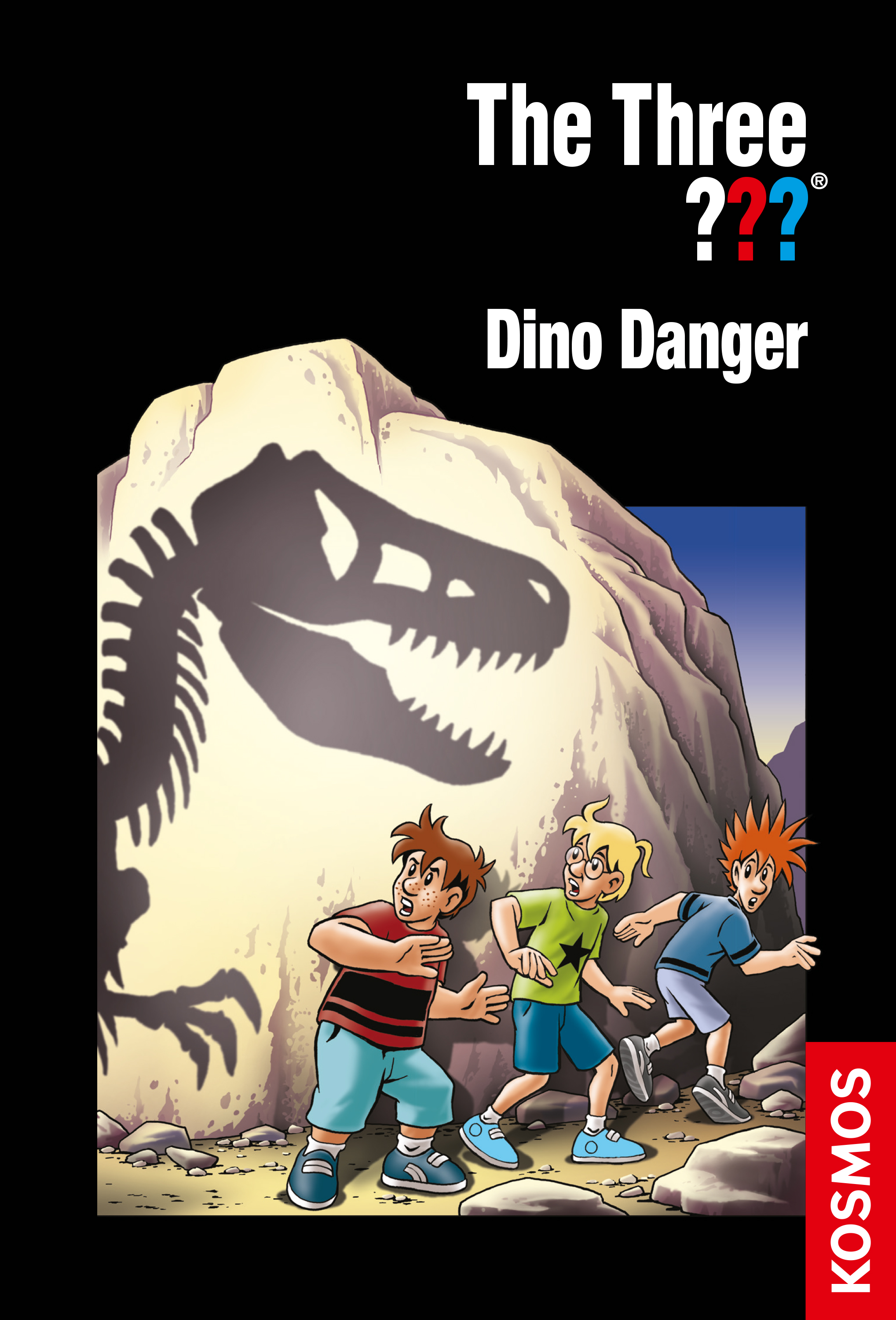 Die drei ??? Kids - The Three ???, Dino Danger
