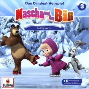 Mascha und der Bär: Holiday on Ice
