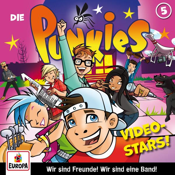 Die Punkies  - Video Stars