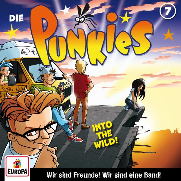Die Punkies  - Into the wild!