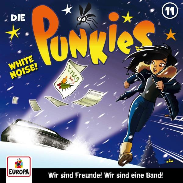 Die Punkies  - White Noise!