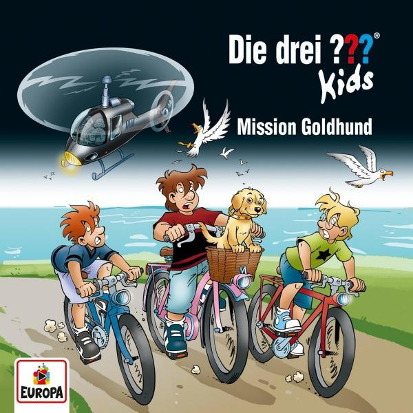Die drei ??? Kids - Mission Goldhund
