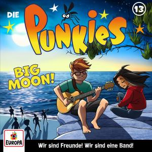 Die Punkies : Big Moon