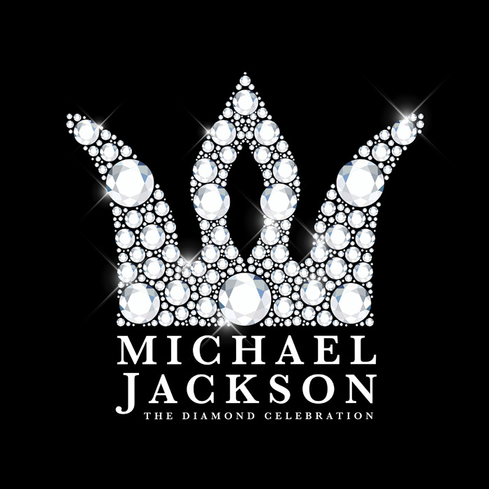 Michael Jackson Diamond Celebration Logo