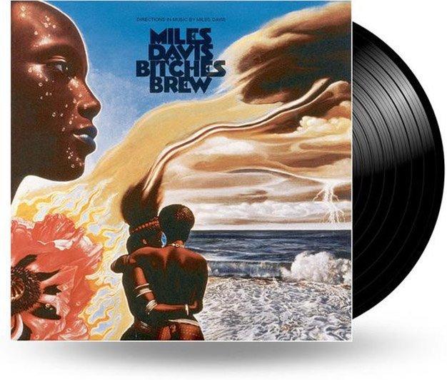 Cover - Miles Davis - Bitches Brew