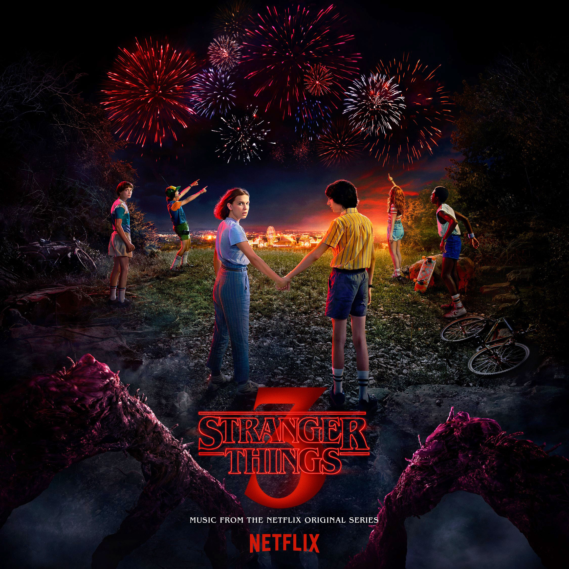 Stranger Things 3 Soundtrack Cover