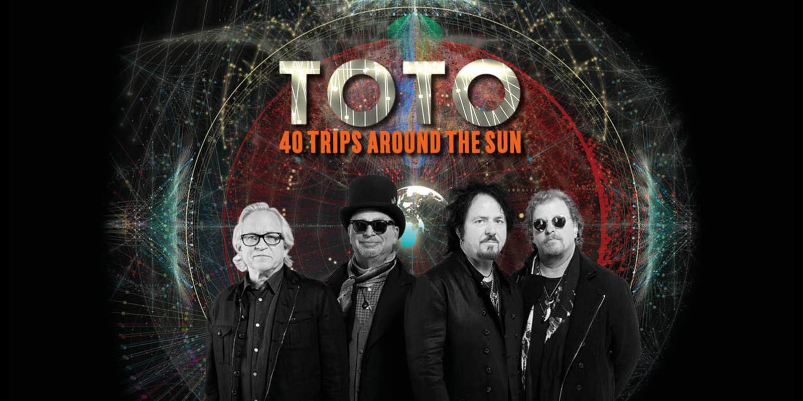 TOTO - 40 Trips Around The Sun
