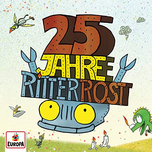 ritter rost  25 jahre ritter rost  physical cd audio drama
