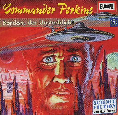 Commander Perkins: Bordon, der Unsterbliche