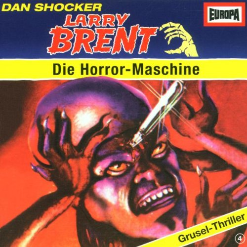 Larry Brent: Die Horror-Maschine