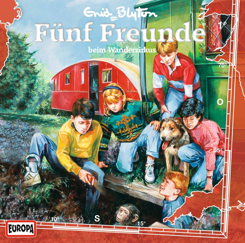 Fünf Freunde Hörspiel